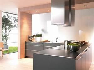 Küche Grau Holz : minimalistische k che geht in die geschichte ein ~ Michelbontemps.com Haus und Dekorationen