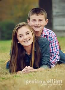 Teenage Sisters Little Brother
