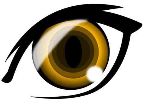anime yellow eye anime eye highlights yellow anime anime eyes