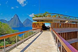 All inclusive honeymoon resort packages for St lucia all inclusive honeymoon