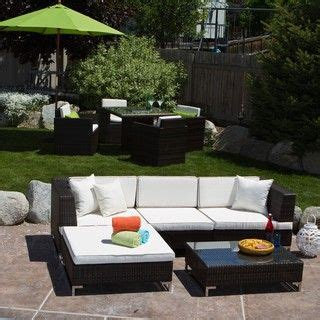 Best Deals On Outdoor Furniture by Miami 5 Outdoor Seating Set For The Home