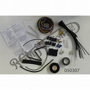 Diy Wiring Loom Kit With Instructions  U0026 All Bits To Wire