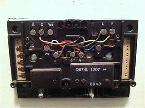 Replace 8 Wire T874r1152 Honeywell With Rth6500wf Need