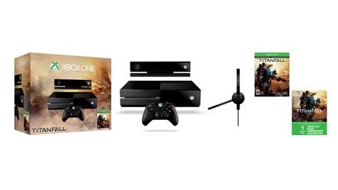 xbox one titanfall bundle announced the gce