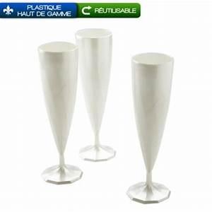 Coupe De Champagne Plastique : flute a champagne jetable pas cher ~ Teatrodelosmanantiales.com Idées de Décoration