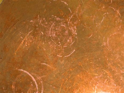 Hammered Copper Wallpaper