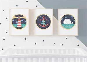 blog joli place With affiche chambre bébé avec store bateau imprimé fleurs