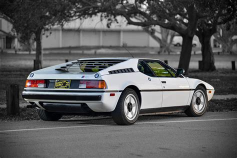 Bmw M1 (serie 1 Coupe M)