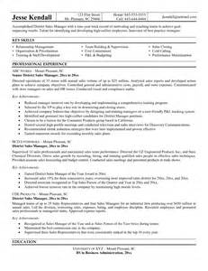 stunning district manager resume ideas resume sles