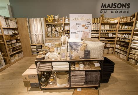 Maisons Du Monde Opened 3 Concessions In London Westfield