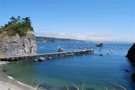 life west coast trinidad state beach trinidad california