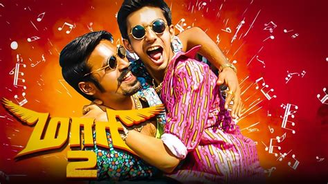 Maari 2 Will Have Dna Combo?