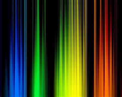 Streamer Abstract Colorful Night Background Multi Glare