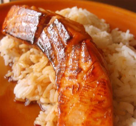saumon glac 233 au mirin tuyau de po 234 le