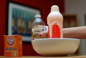 Bicarbonate De Soude Transpiration : bicarbonate de soude et vinaigre blanc le meilleur m lange m nager ou une fausse bonne id e ~ Melissatoandfro.com Idées de Décoration