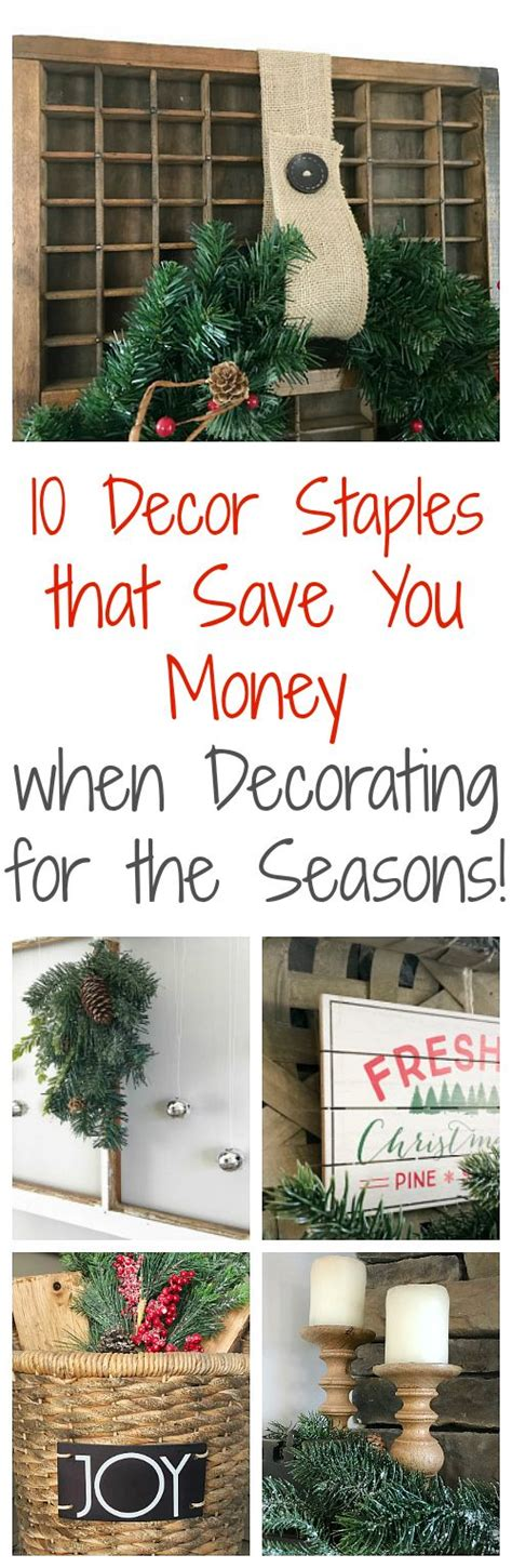 stapler for christmas lights ten decor staples to save you money when decorating for