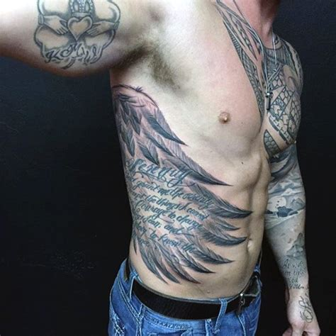 top   wing tattoos  men designs  elevate