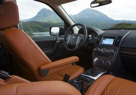 Freelander 2 Interni Nuova Land Rover Freelander 2 My 2013