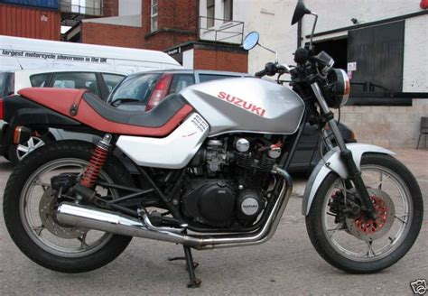 1981 Suzuki Gs550 by Suzuki Gs550 Gallery Classic Motorbikes
