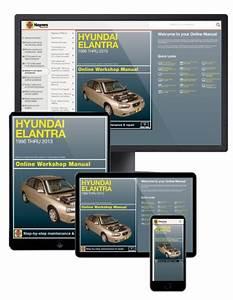 Hyundai Elantra Online Service Manual  1996