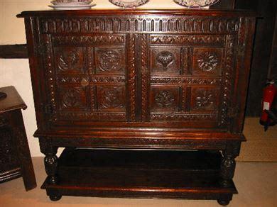 century oak carved court cupboard antique oak