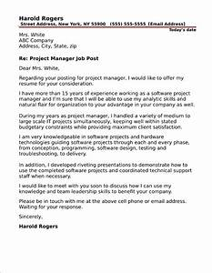 Project Coordinator Cover Letter Project Coordinator Cover Letter Sample