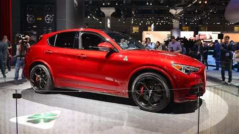 alfa romeo stelvio arrives this summer for 42 990