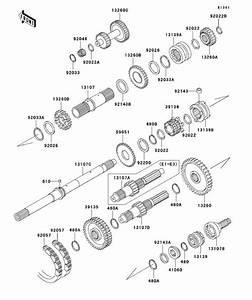 Wiring Diagram For Kawasaki Mule