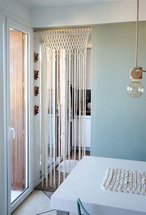 macrame rideau cuisine 17 meilleures idées à propos de rideaux en crochet sur