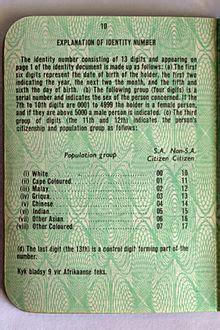 population registration act  wikipedia