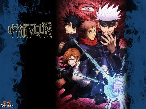 jujutsu kaisen animes resumes avis fiches
