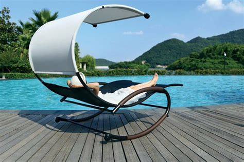 Pool Hammock Lounger by Day Bed Lounger Hammock Patio Garden Chair Pool