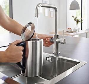Grohe Blue Home Erfahrungen : grohe blue home 31456dc0 robinets de cuisine ~ Michelbontemps.com Haus und Dekorationen