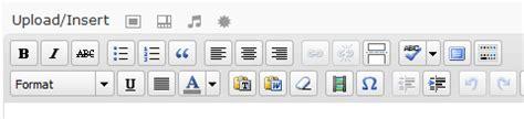 remove visual editor mode  wordpress