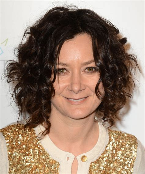 Sara Gilbert Hairstyles for 2018   Celebrity Hairstyles by