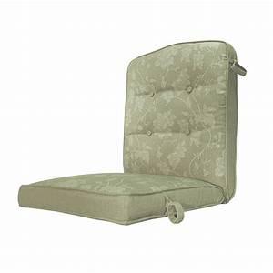 Patio chair cushions big lots chair pads patio chair for Chair cushion covers argos