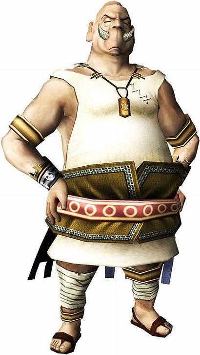 Bo Zelda Mayor Twilight Princess Legend Characters