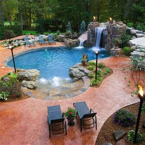 outdoor pool landscaping stunning outdoor pool landscaping designs 30 amzhouse com