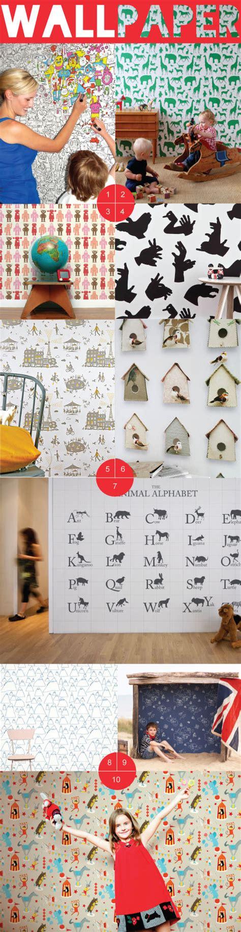 Ferm Living Animal Farm Wallpaper - wonderful wallpaper for rooms part 1 kidstylefile