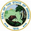 Indiana: state seal -- Kids Encyclopedia | Children's ...