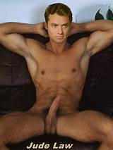 Jude law is gay