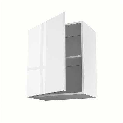 pose de meuble haut de cuisine meuble de cuisine haut blanc 1 porte everest h 70 x l 60 x