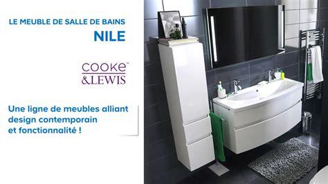 meuble de salle de bains nile cooke lewis