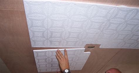 armstrong flooring covering popcorn ceiling with plaster energywarden