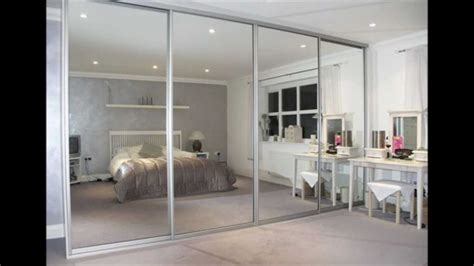Mirrored Wardrobe by Mirrored Wardrobe Designs For Your Stylish Storage