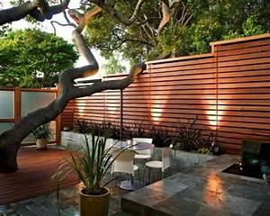 Gartengestaltung Sichtschutz Beispiele : fotos gartengestaltung ideen ~ Lizthompson.info Haus und Dekorationen