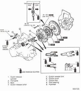 Mazda Protege Picture Of Transmission Diagram