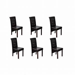 Stühle Esszimmer Günstig : esszimmer st hle klassik 6 stk braun g nstig kaufen ~ Markanthonyermac.com Haus und Dekorationen