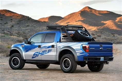 shelby raptorf chase rack