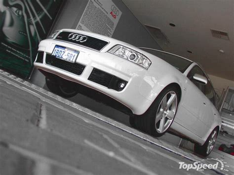 2004 Audi Rs6 Plus 2 Picture 1778 Car Review Top Speed